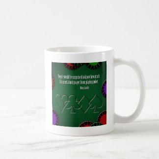 What Poker Taught Me About Prayer Coffee Mug