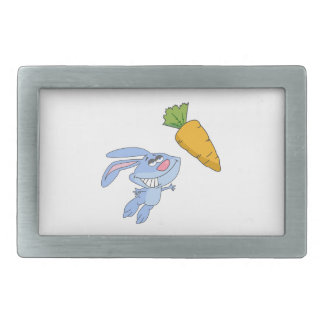 What Rabbits Dream About Belt Buckle