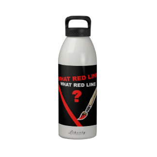 What red line? ... What red line ? Drinking Bottle