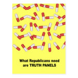 What Republicans need are truth panels Post Cards