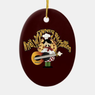 What's-a-cooking-good-a-looking Christmas Ornament