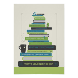 What s Your Next Book Poster