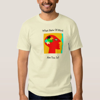 What State Of Mind Are You In? Shirt