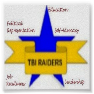 What TBI Raiders stands for Print