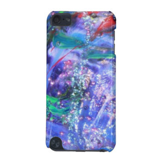 What the Bleep?!! Blue & Purple Acrylic iPod Touch 5G Cover