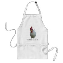 What The Cluck?! Adult Apron