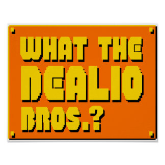 What the Dealio Bros.? Poster