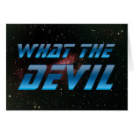 What The Devil Cards