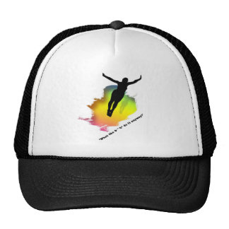 WHAT THE *&^# DO IT ANYWAY TRUCKER HAT