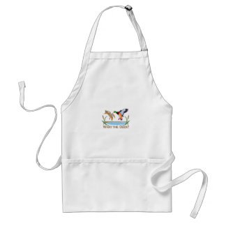 What The Duck? Adult Apron