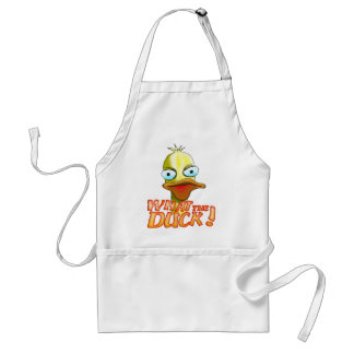 What the Duck! Apron