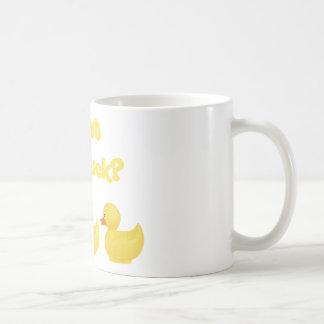 What the Duck? Coffee Mug