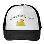 What the Duck Trucker Hat