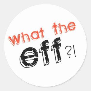eff stickers zazzle