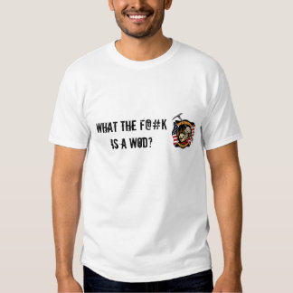 What the F@#K is a WOD - Men Basic T Shirt