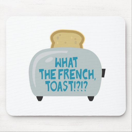 what the french toast mouse pads