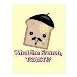 what the french toast postcard