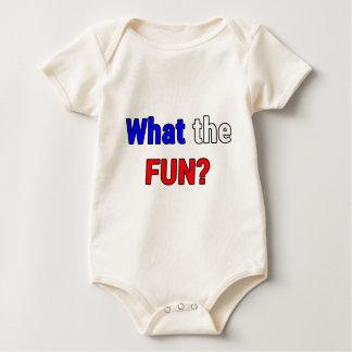 What the Fun Bodysuit