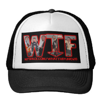 What The Funk Hat