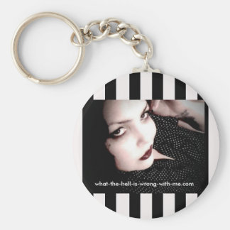 What the HELL is wrong with me? Keychain