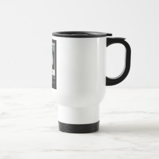 What the HELL is wrong with me? Travel Mug