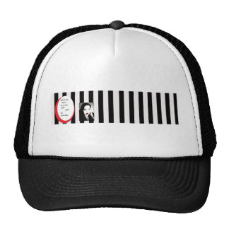 What the HELL is wrong with me? Trucker Hat