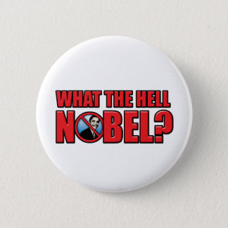 What the Hell Nobel? Button
