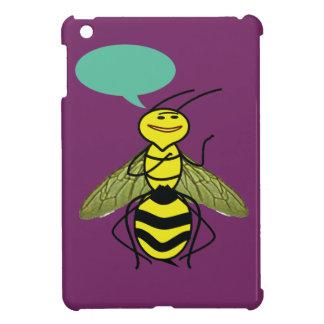 What the Honey Bee said iPad Mini Covers