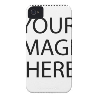 What the Hoop? iPhone 4 Case-Mate Case
