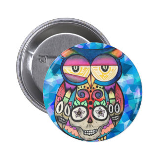 What the hoot? pinback button