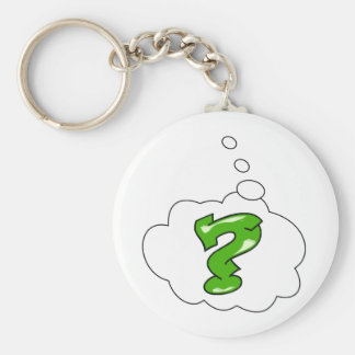 What The...? Keychain