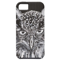 what the owl sees iPhone SE/5/5s case
