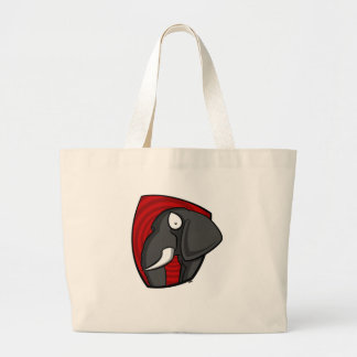 What The Phant! Large Tote Bag