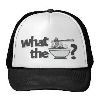 What the Pho? Mesh Hat