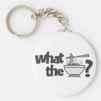 What the Pho Key Chain