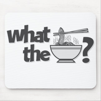 What the Pho? Mouse Pad