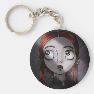 What the Portraits See Keychain