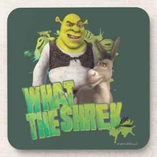 What The Shrek Beverage Coaster