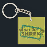 """What The Shrek? Keychain<br><div class=""""desc"""">Check out these What The Shrek? products! Personalize your own Shrek merchandise on Zazzle.com! Click the Customize button to insert your own name or text to make a unique product. Try adding text using various fonts &amp; view a preview of your design! Zazzle&#39;s easy to customize products have no minimum...</div>"""