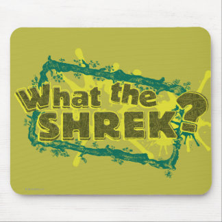 What The Shrek? Mouse Pad