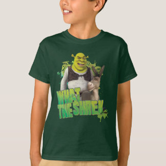 What The Shrek T-Shirt