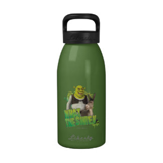 What The Shrek Drinking Bottle