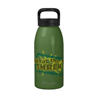 What The Shrek? Water Bottle