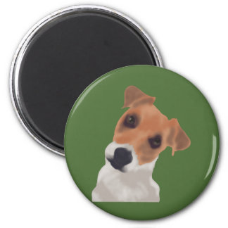 What the Woof? 2 Inch Round Magnet