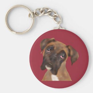 What the Woof? Keychain