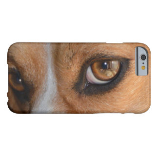 What They See Beagle Dog Eye Barely There iPhone 6 Case
