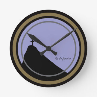 what time is it? corcovado round clocks