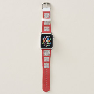 What time is it? It's time for the big race! Apple Watch Band