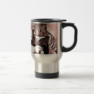 What Time is It? Travel Mug