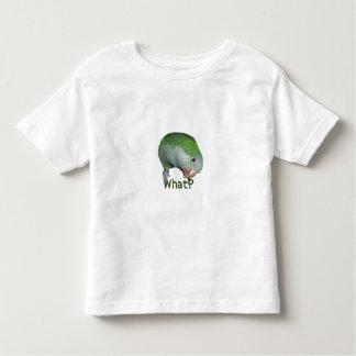 What? Toddler T-shirt